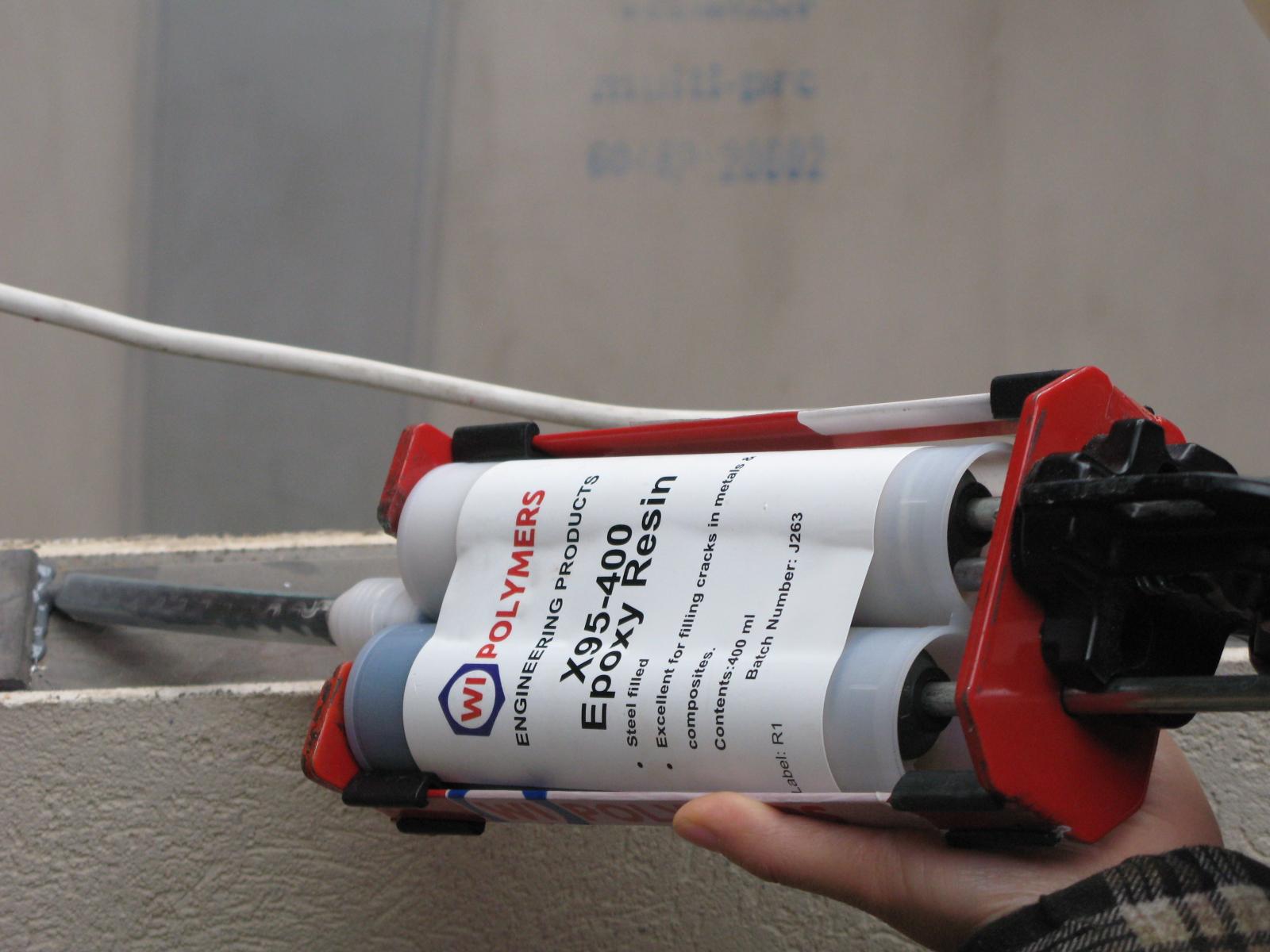 Epoxy Glue For Concrete