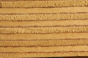 Laminate bonded with W106 D4 Wood Adhesive