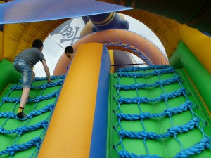 Bouncy castle repair glue Ireland